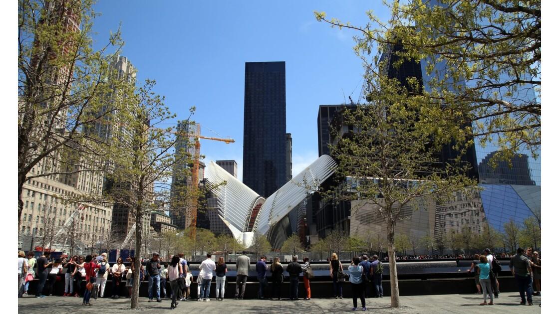 NEW YORK le MEMORIAL