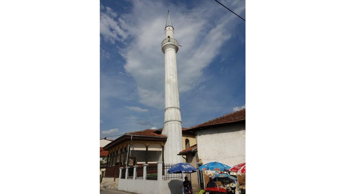 Kosovo Prizren Mosquée Suzi Efendise 1