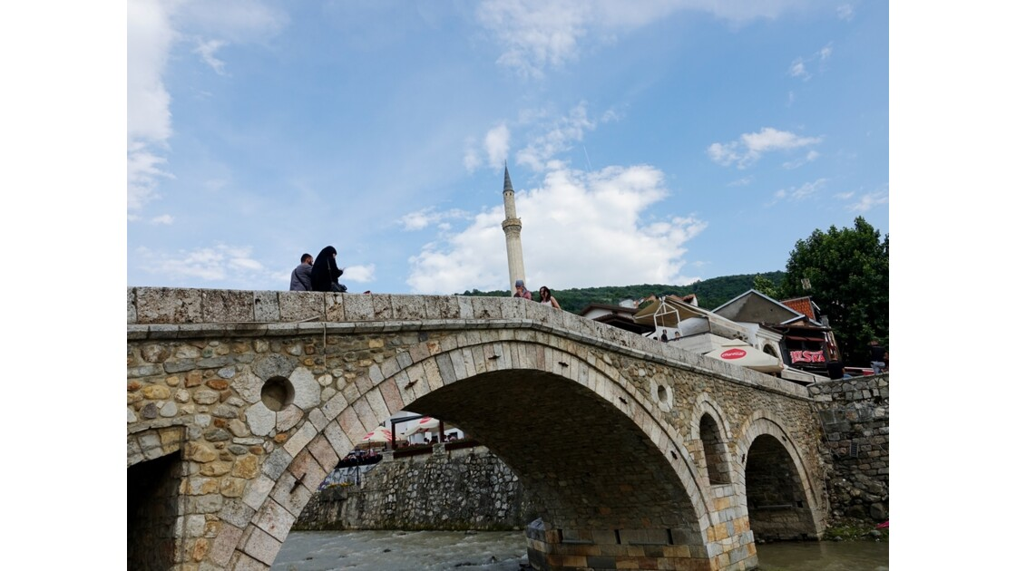 Kosovo Prizren Pont de pierre 3
