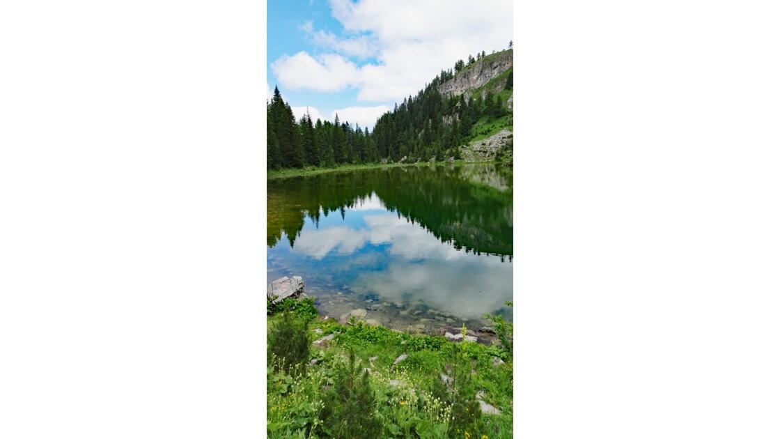 Kosovo Montagne de Rugova Lac de Kuqishte 2