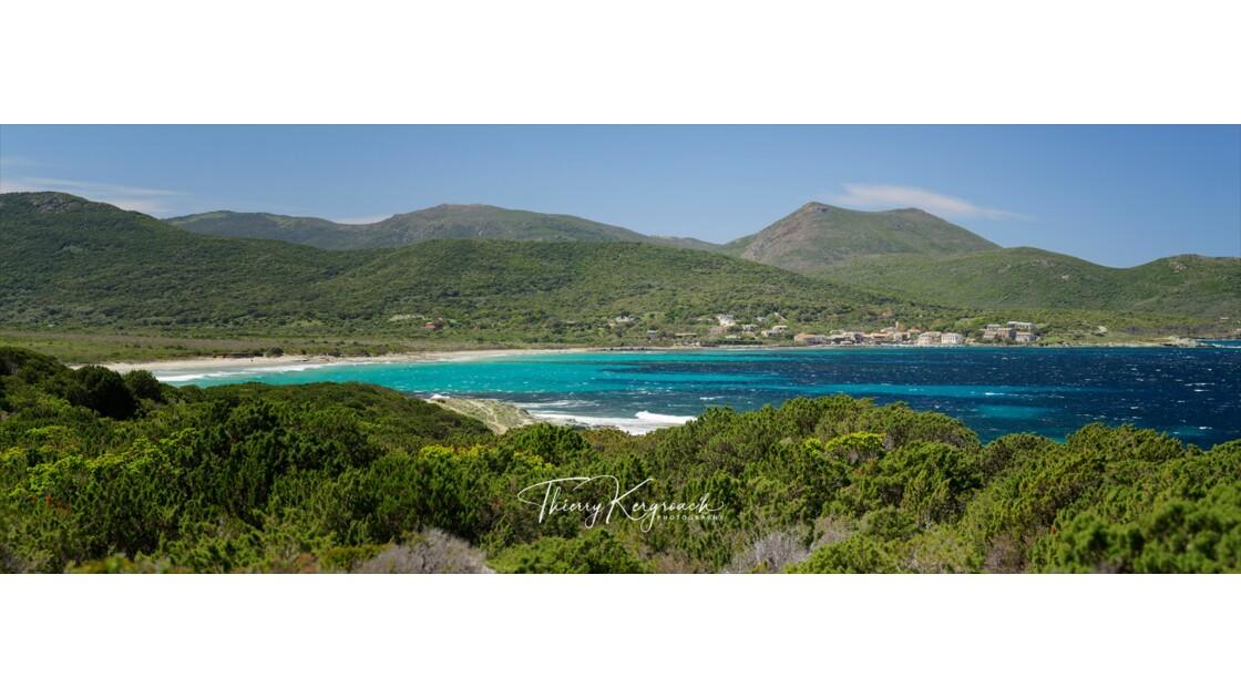 Barcaggio (U barcaghju), Cap Corse.