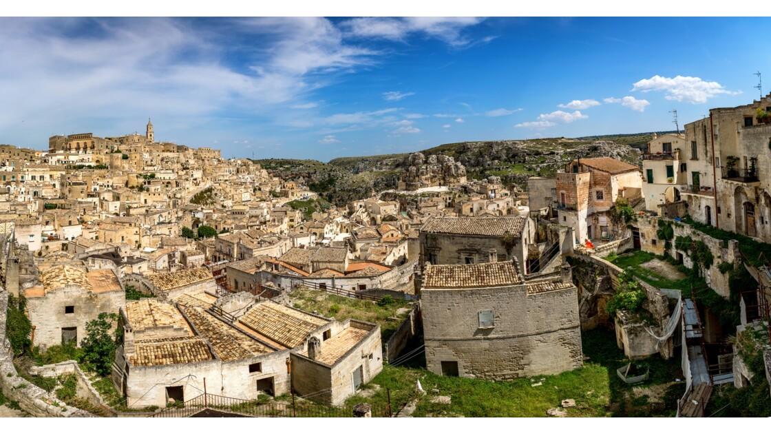 Panorama de Matera