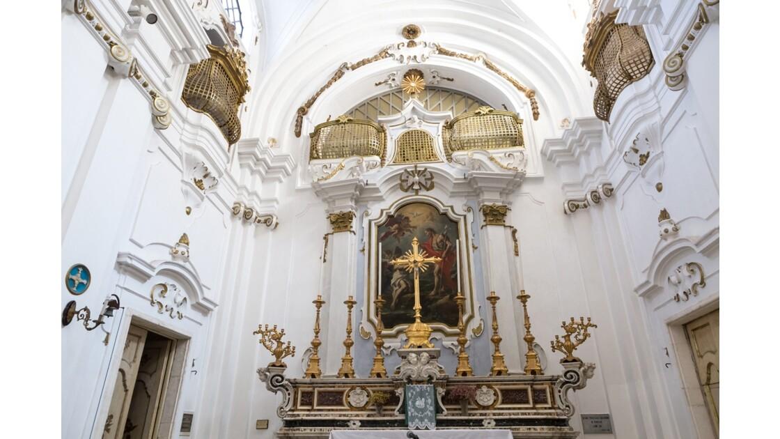 La Parrocchia Santa Chiara