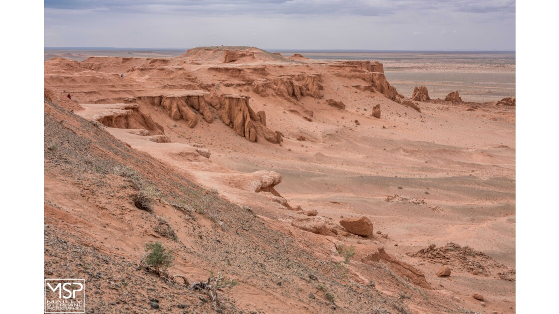 Mongolie - Flaming Cliffs