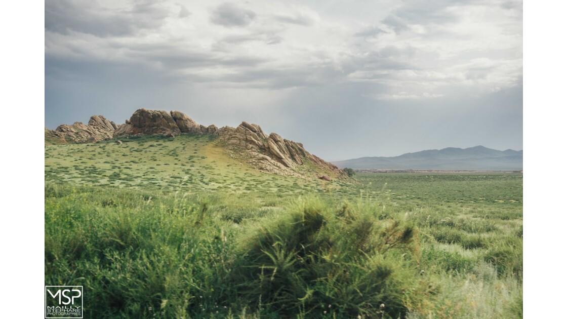 Mongolie - En route pour la montagne sacrée