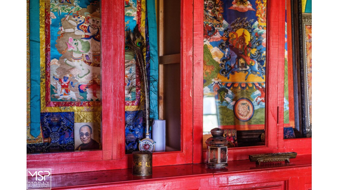 Mongolie - Le monastère de Kambiin Khiid