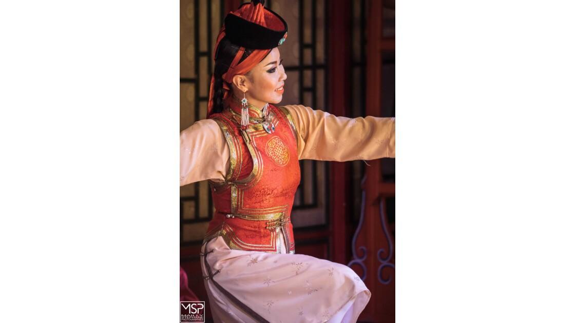 Mongolie - L'ensemble Tumen Ekh à Oulan Bator