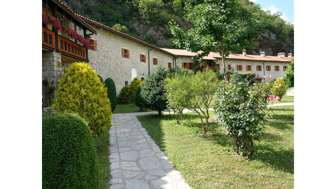 Monténégro Monastère de Moraca Konak 1