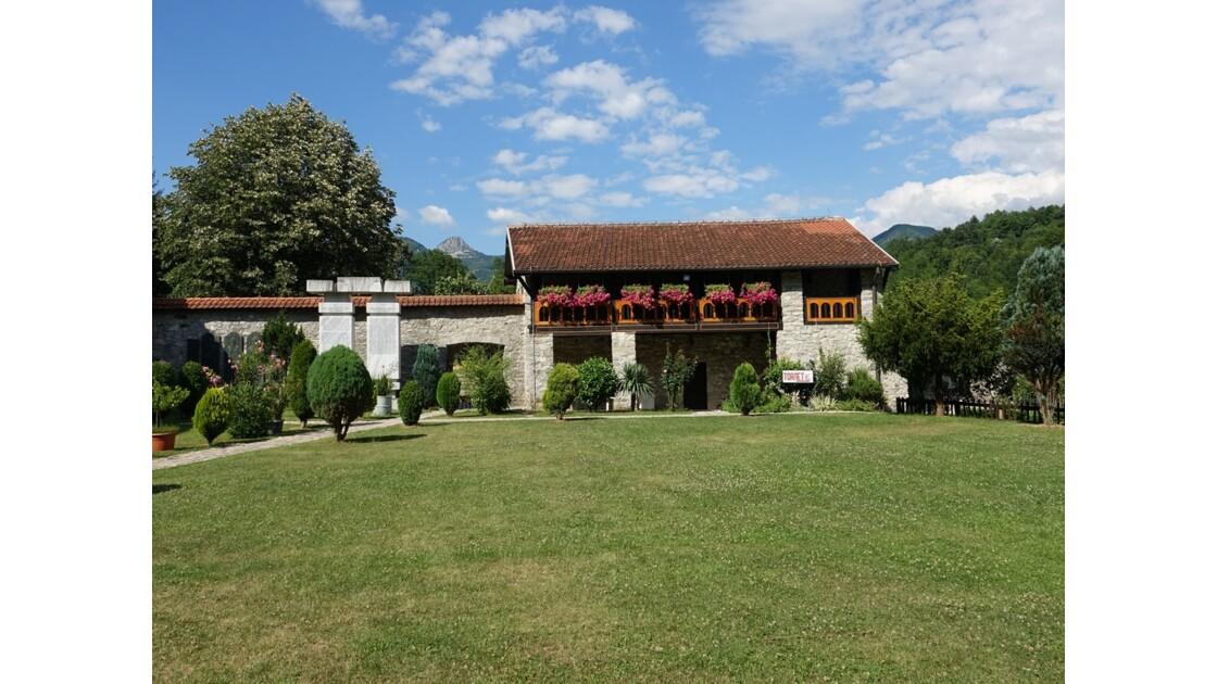 Monténégro Monastère de Moraca Konak 3