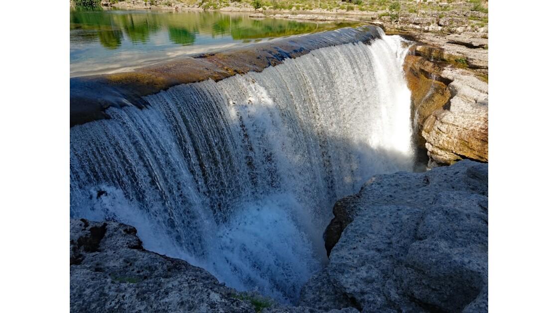 Monténégro Podgorica chutes du Niagara 1