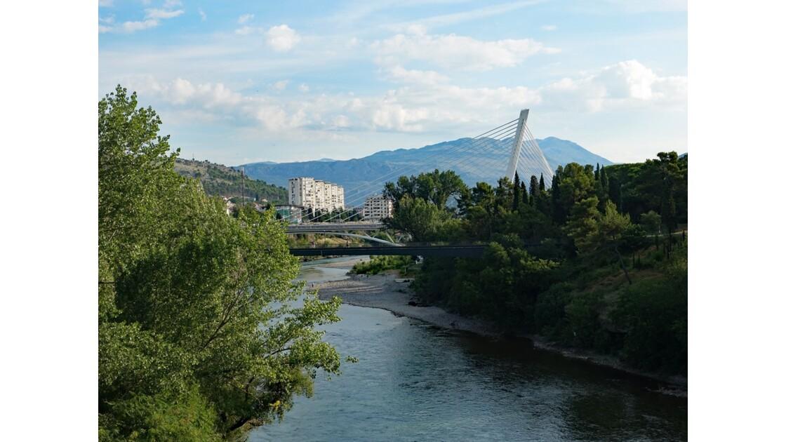 Kosovo Podgorica La rivière Moraca 3