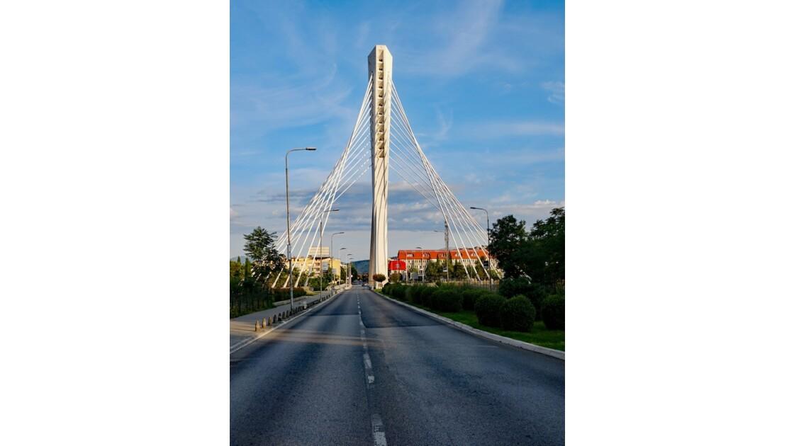 Kosovo Podgorica Pont Milenijum 1