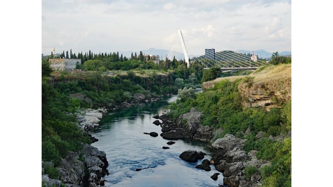 Kosovo Podgorica Pont Milenijum 3