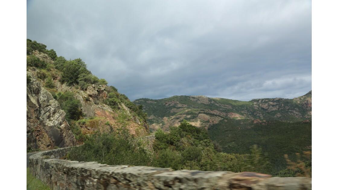 Sur les routes de Corse du Sud de Calvi à Porto