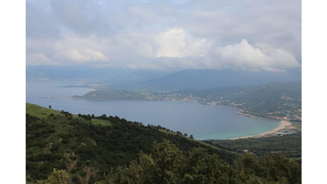 Sur les routes de Corse du Sud de Porto, Piana, Cargèse  à Ajaccio