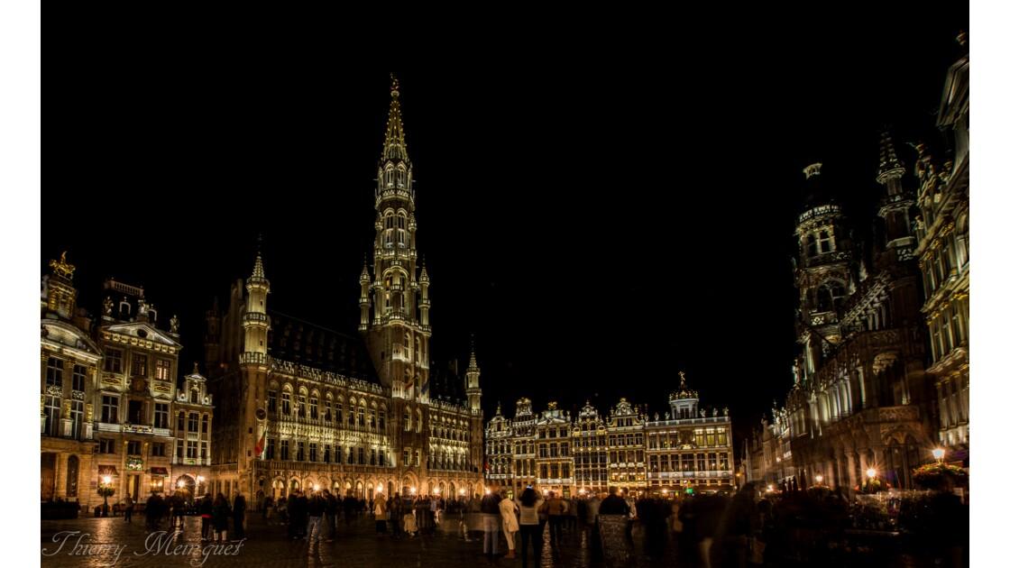 La plus belle place du monde, Bruxelles