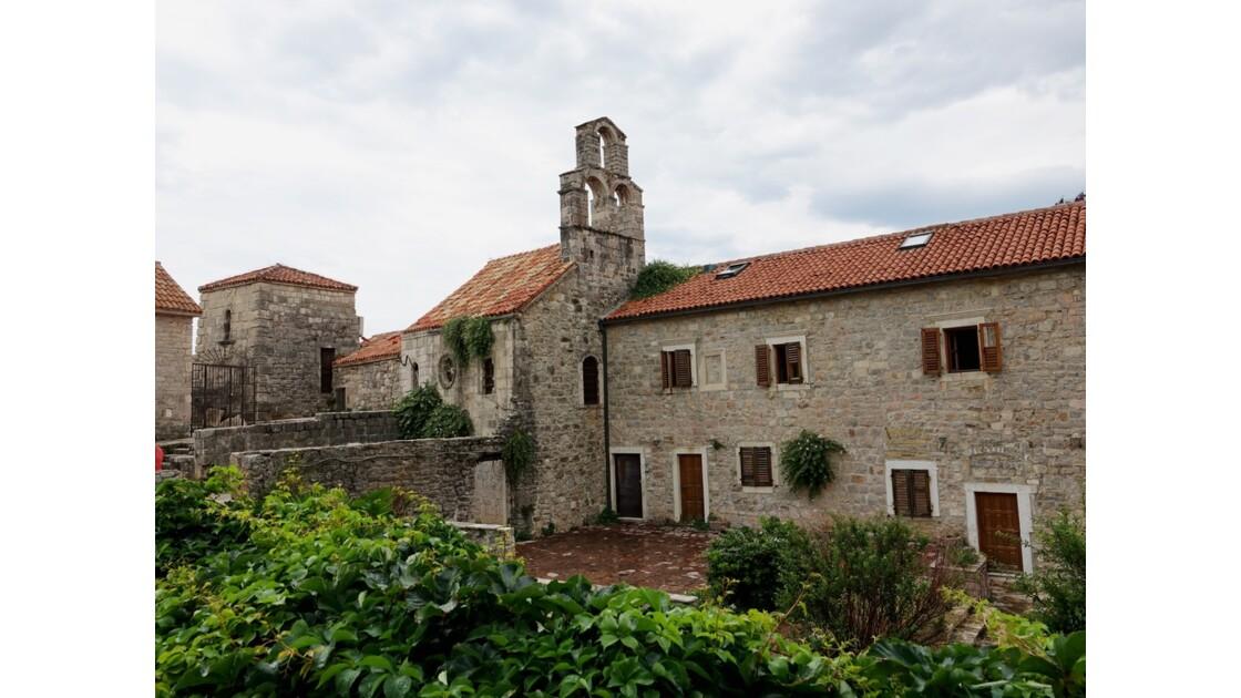 Monténégro Budva Église de la Sainte Vierge Marie 2