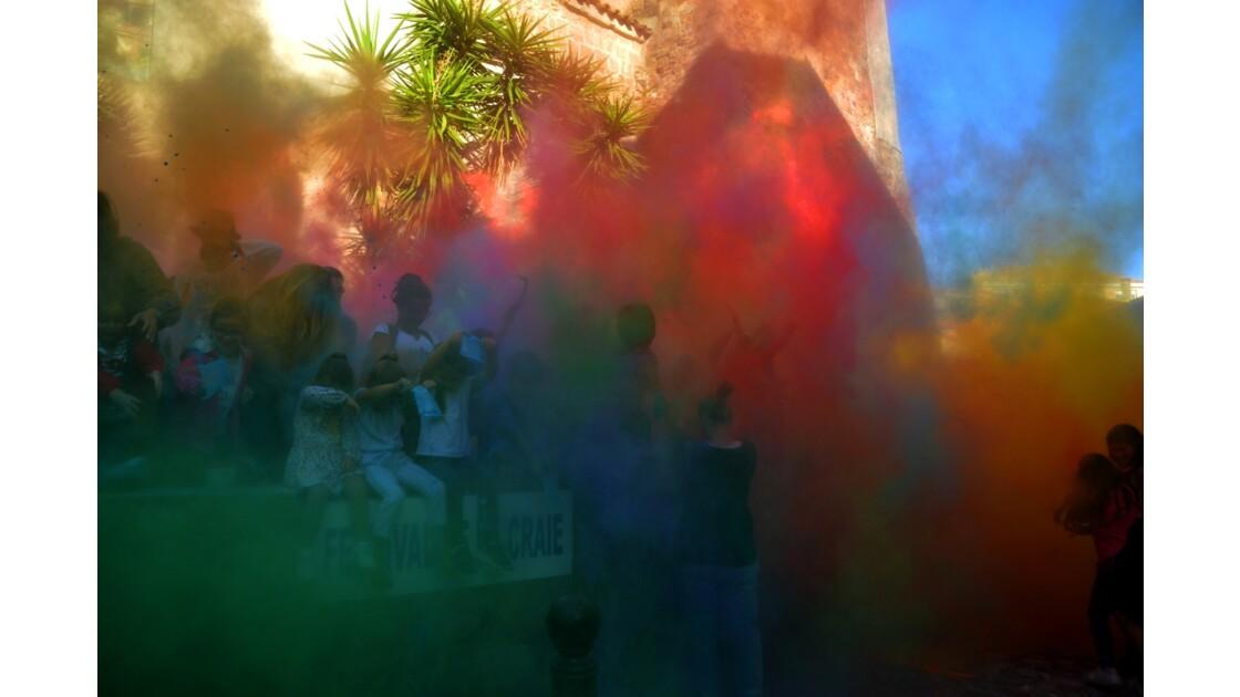 Festival de la craie St Raphael