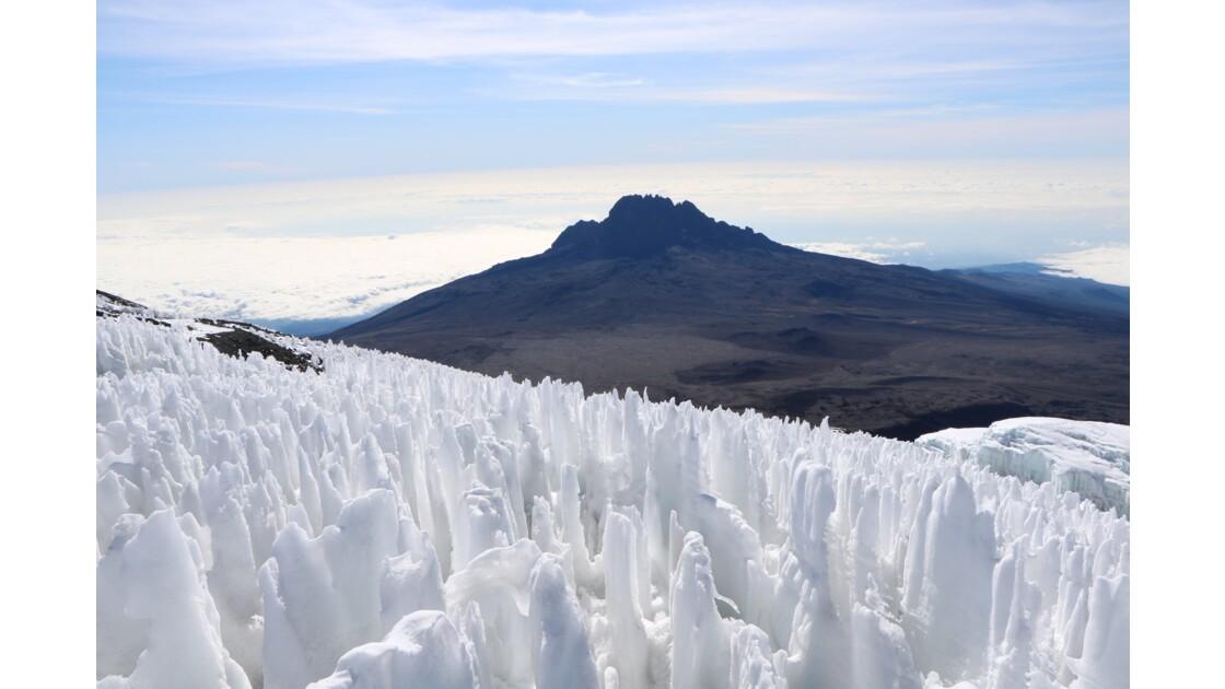 Ascension du mont Kilimandjaro