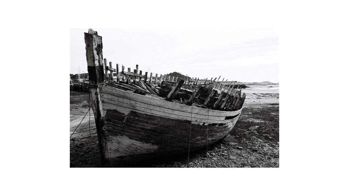 Seul, face à la mer