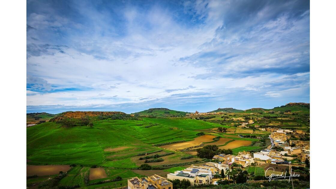 Paysage Maltais