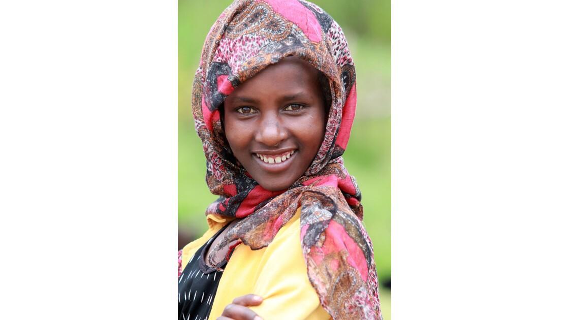 Petite Ethiopienne