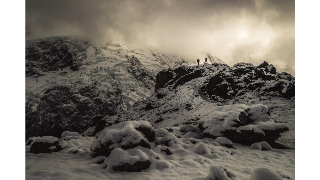 Alpinistes épiques