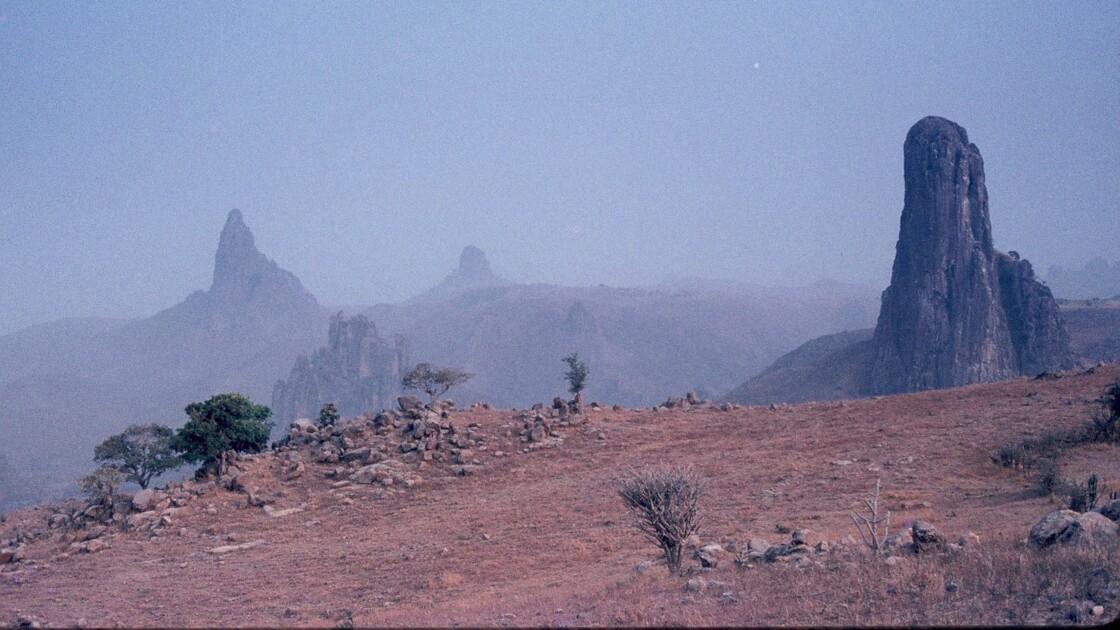 Rochers des Kapsiki