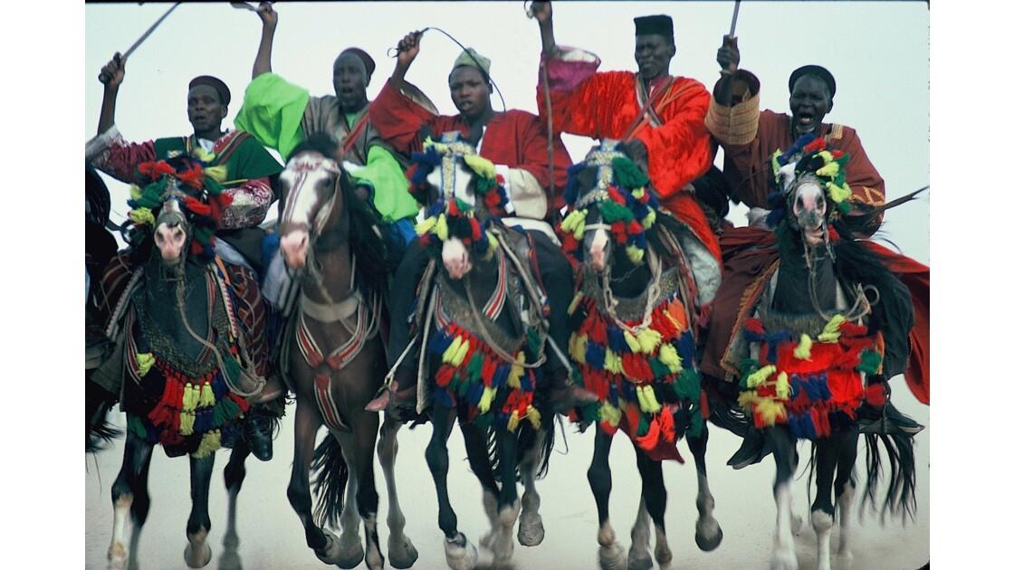 Fantasia au Nord Cameroun