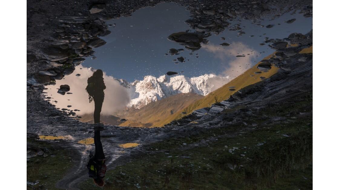 Les montagnes caucasiennes