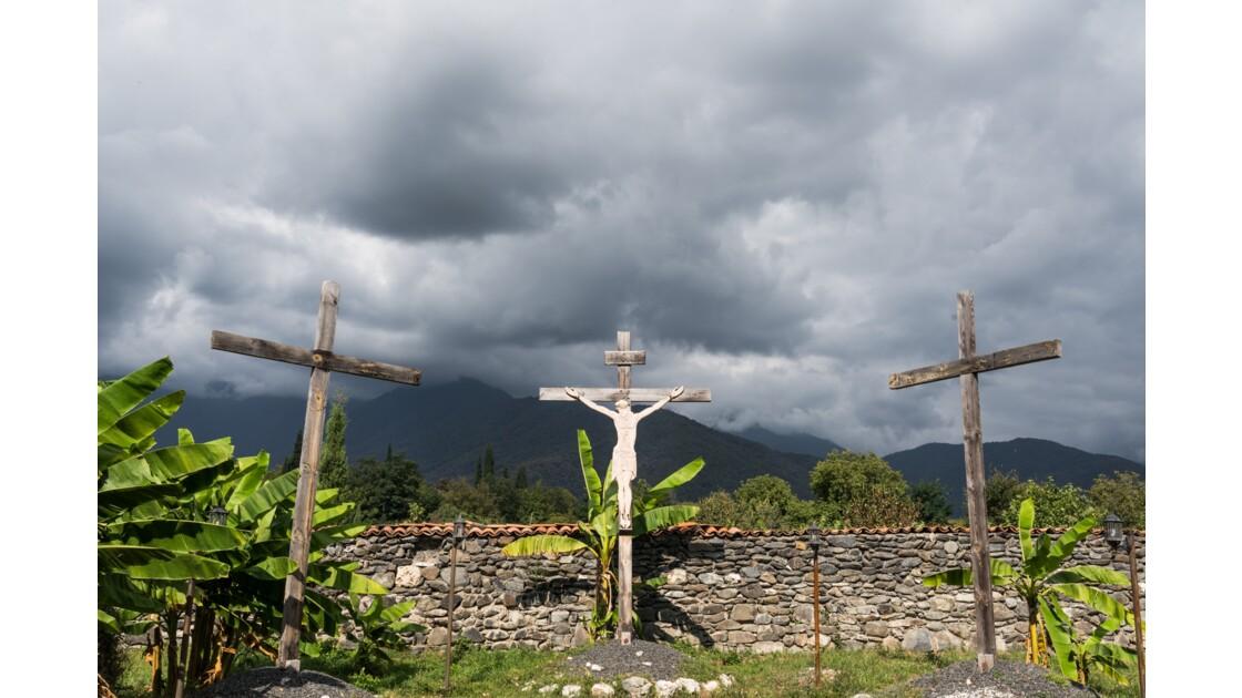 eglise de Kakhetie