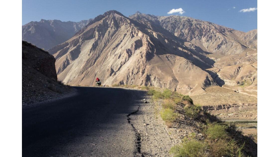 Sur la frontière Afgane