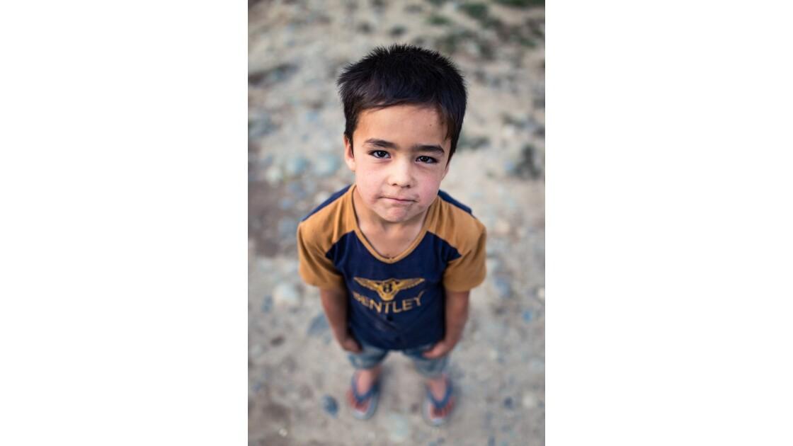 l'enfance tadjike