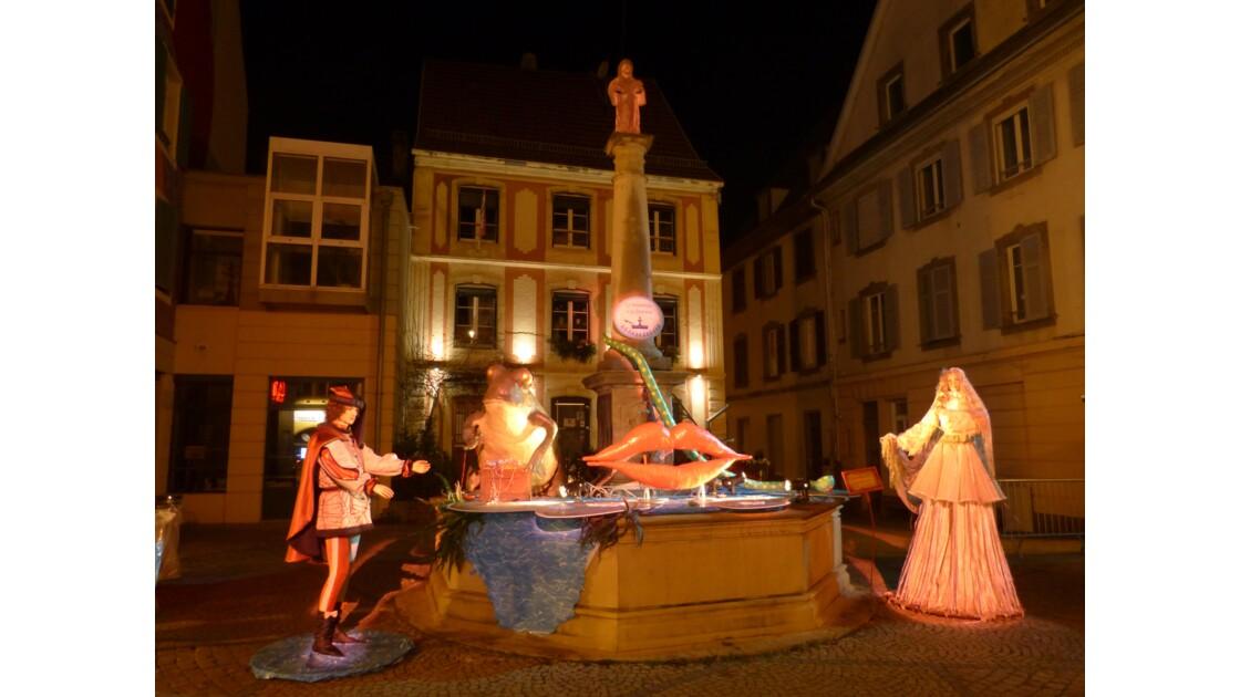 Marché de Noel d'Altkirch 2018