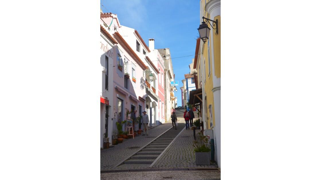 Rue de Monchique Portugal