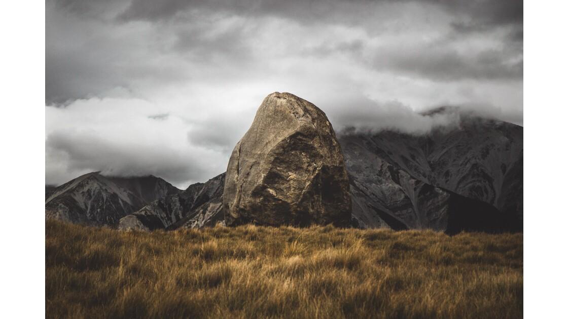 Saint roc géant