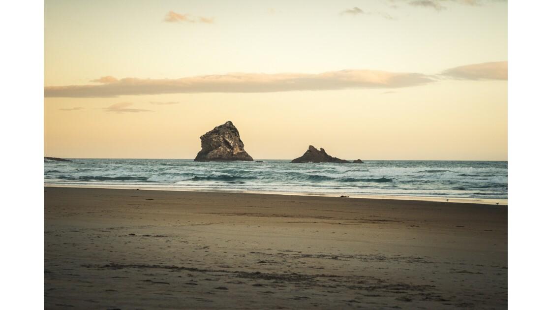 Sandfly bay rocks