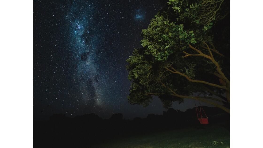 Balançoire des étoiles
