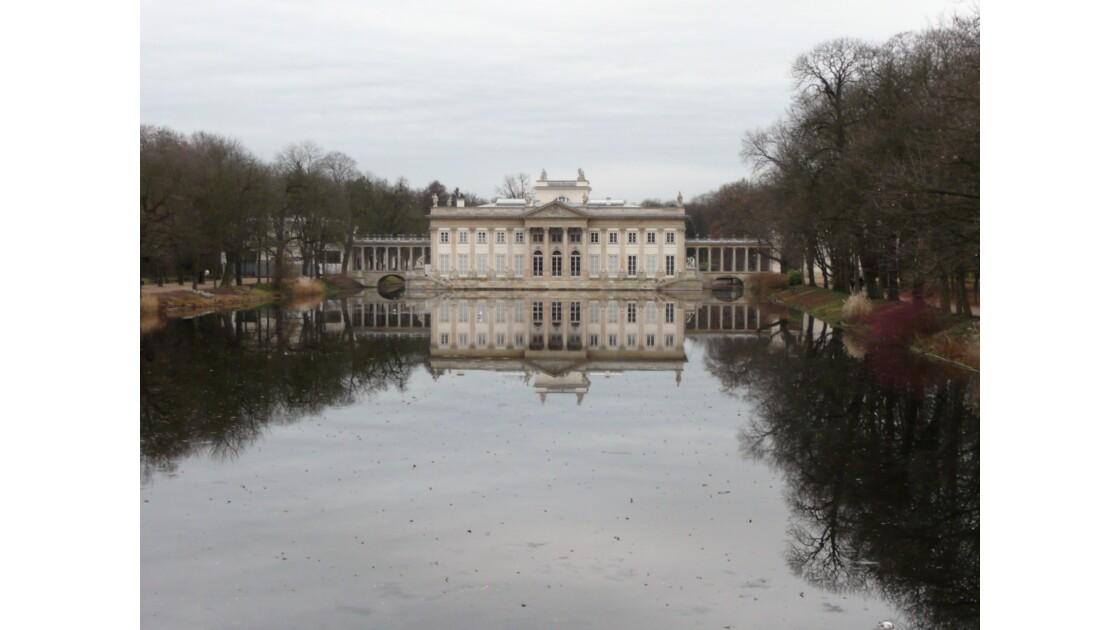 Łazienki Park - Varsovie