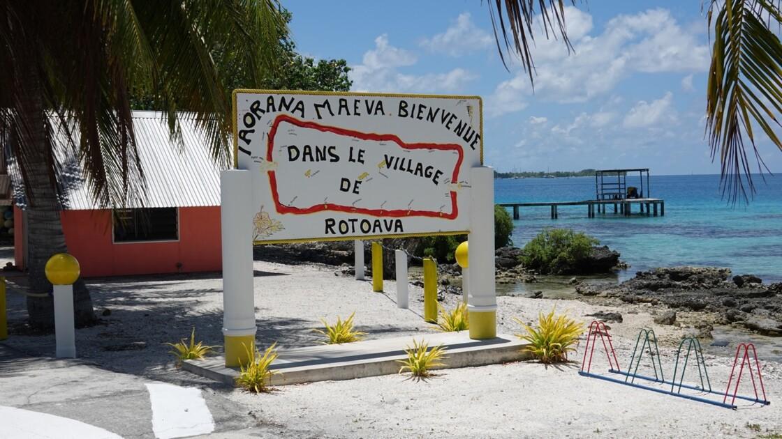 Tuamotu Fakarava - Sur la piste de Rotoava 3