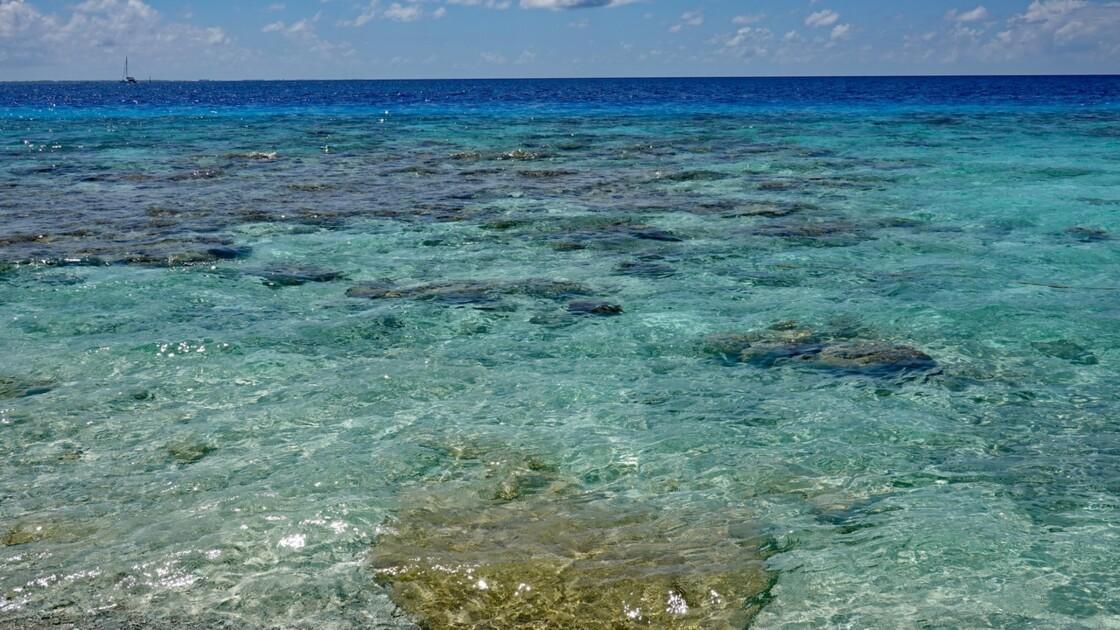 Tuamotu Fakarava - PK 9 La plage 2