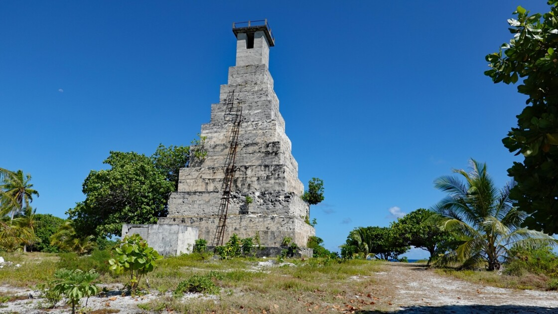 Tuamotu Fakarava - Autour de l'ancien phare de Topaka 2