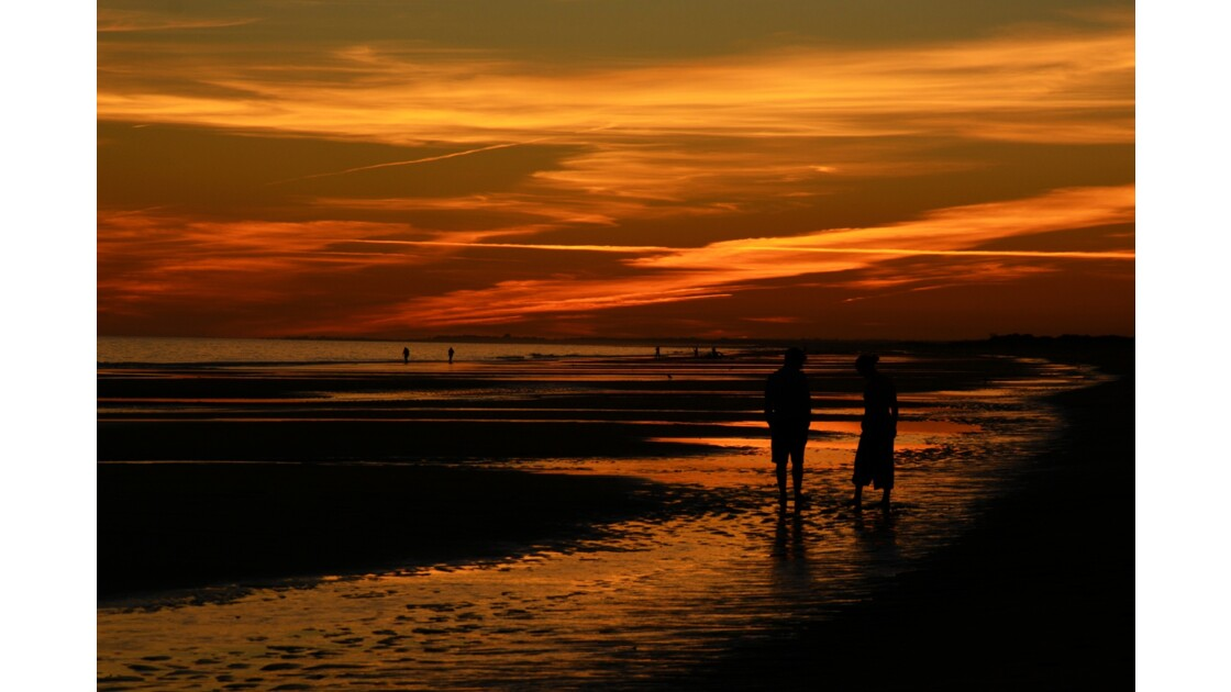 coucher de soleil Portugal
