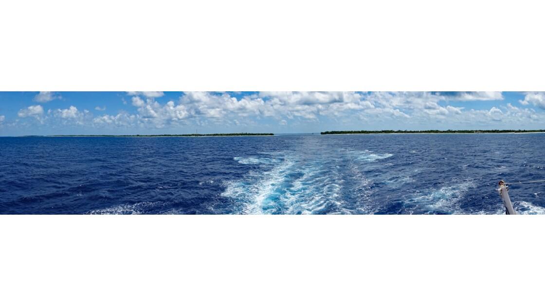 Tuamotu - Adieu Rangiroa 2