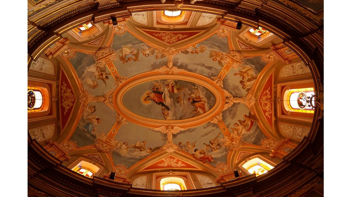 Prieuré et église carmélites de Mdina