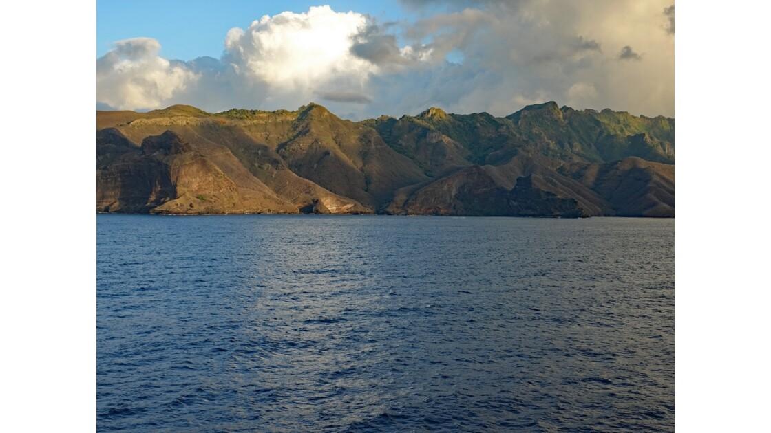 Les Marquises - Nuku Hiva La rade de Taiohae
