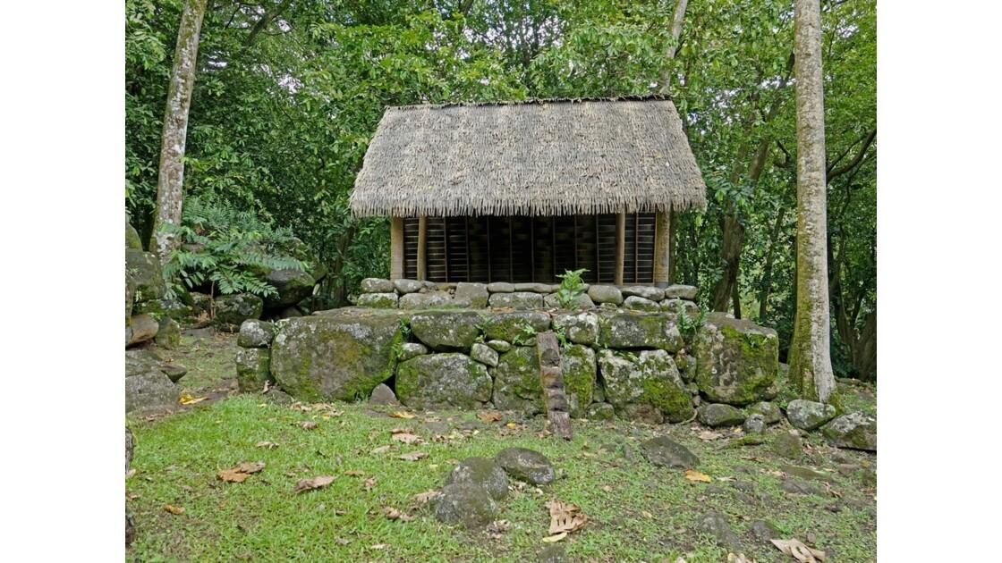 Les Marquises - Nuku Hiva - Site de Kamuihei 4