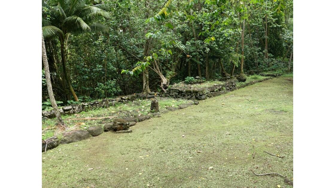 Les Marquises - Nuku Hiva - Site de Kamuihei 5
