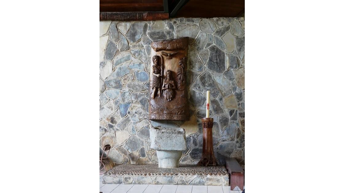 Nuku Hiva Notre-Dame-des-Iles-Marquises Le chemin de croix 1