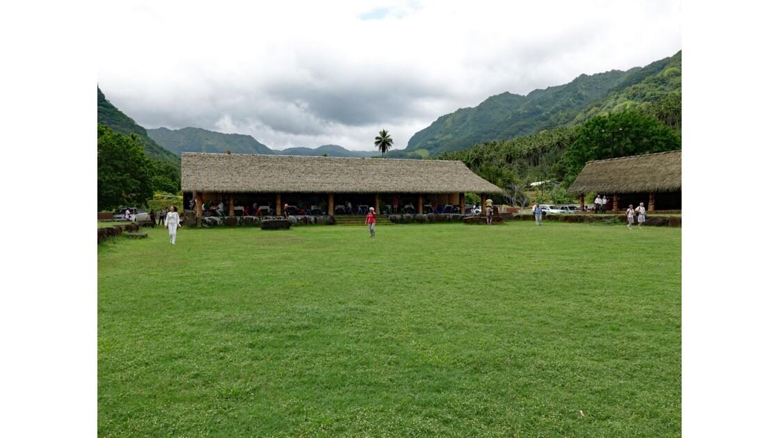 Les Marquises - Nuku Hiva - Taipivai Repas Chez Simon 6